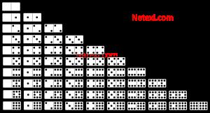 Double-nine Domino Set